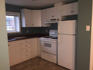 Completely renovated in west end.