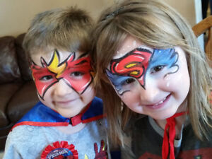 Face Painting * Balloons * Caricatures