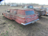 1960 Chevy Biscayne (Parts Car)