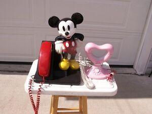 Mickey Mouse Phone Belleville Belleville Area image 1