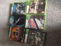 Xbox 360 games £10 each