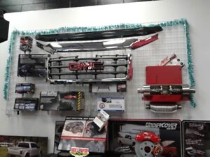 SIDE-STEPS, BULL BARS, DRILL WINCHES AND MORE!!