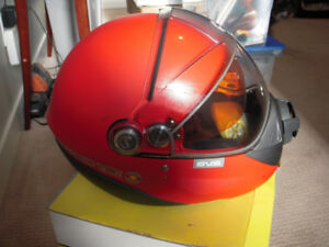 Snow Mobile Helmet