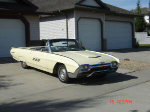 1963 Thunderbird Convertible