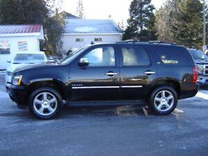 2012 CHEVROLET TAHOE***LTZ***4X4***LOADED***131000KM***