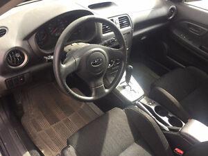 2005 Subaru Impreza Hatchback West Island Greater Montréal image 5