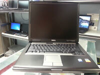 DELL D520 Laptop  2 GB Ram  80 GB HDD  WIFI  DVD
