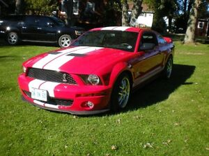 2008 Ford Mustang Shelby Coupe (2 door) Kawartha Lakes Peterborough Area image 5