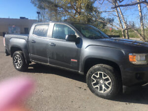 2016 GMC Canyon SLE for sale