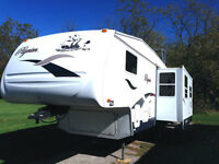 2006 Pilgram 295 RLSS Fifth Wheel Trailer