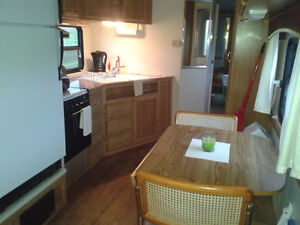 trailer for rent month of September 10 minutes to Charlottetown