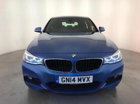 2014 BMW 318D M SPORT GT DIESEL 1 OWNER BMW SERVICE HISTORY FINANCE PX WELCOME