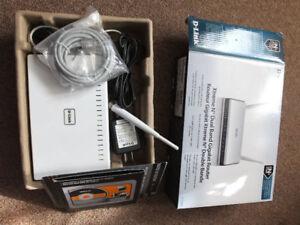 D-Link DIR-825 N wireless router
