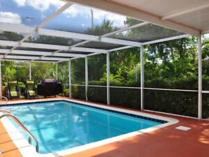 Fort Lauderdale Beach Villa with Pool, Walk to Beach, Perfect B