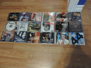 Music Cd 90 's , Hiphop ect