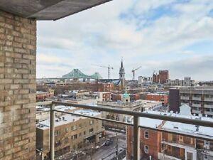 4 1/2 à louer - Ville-Marie, Montréal