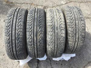 4 pneus pirelli P4 195/65-R15