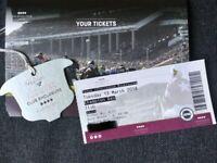 Cheltenham Festival Ticket Champions Day