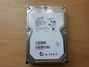 Seagate Barracuda 750GB ST3750528AS P/N: 9SL153-022 Hard Drive