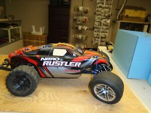 wanted nitro rc off road