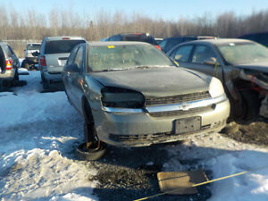 2004  Chevrolet Malibu  Now Available At Kenny U-Pull Cornwall