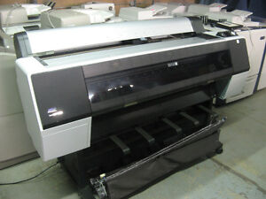 "Epson Stylus Pro 9900 HDR 44"" Wide Format Printer - Auction"