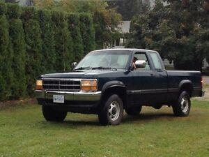 1993 Dodge Dakota 4x4