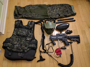 Paintball Set For Sale