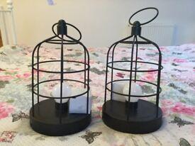 2 brand new ikea lamps
