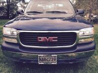 2001 GMC Sierra extended cab !