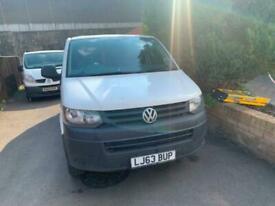 2013 63 Volkswagen transporter van 2.0 TDI Lwb NO VAT