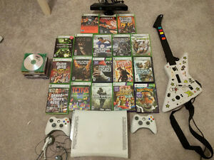 Flashed Xbox 360 | Kinect and a Mountain of Games