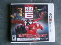 Disney's Big Hero 6 3DS