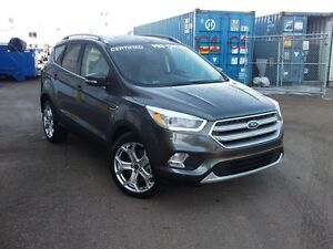 2017 Ford Escape - AWD TITANIUM  CERTIFIED PRE OWNED