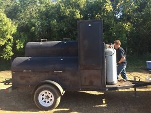 Pull Type BIG BBQ For Sale Moose Jaw Regina Area image 2