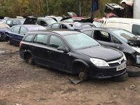 Vauxhall Astra H 1.7cdti 2006 For Breaking