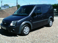 Ford Transit Connect 1.8TDCi ( 110PS ) T200 SWB Trend IN MET GREY