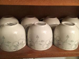 Set of 11 Urban Barn Teacups