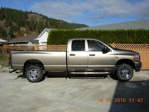 2006 Dodge Power Ram 2500 4x4 Pickup Truck