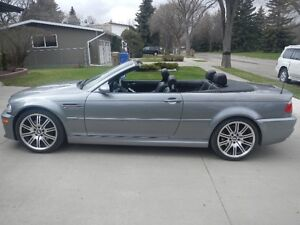 2005 BMW M3 E46 Convertible Fully Loaded 91,000 Kms