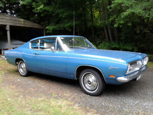 Plymouth Barracuda | Great Selection of Classic, Retro, Drag