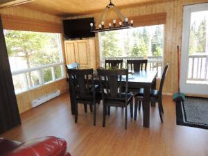 Chalet a vendre Lac Etchemin (secteur des Cascades)