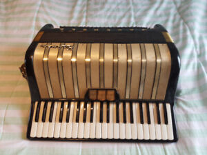 Accordéon / Accordion - Hohner Marchesa 41 / 120