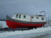 "42'x12'-6"" Steel Hull Fish Tug"