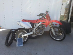 2005 CRF250X For Sale