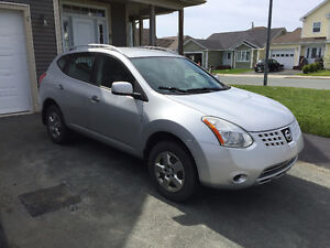 2010 Nissan Rogue (w. Remote Start)