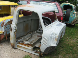 Cars, truck cabs/clips, antique, muscle car, rat rod parts