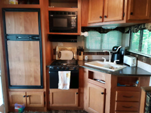 North country Trail Runner Trailer RV