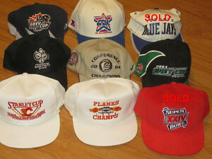 REDUCED - Vintage Sport Ball Caps Edmonton Edmonton Area image 2