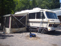 motorhome,,will trade for side by side atv